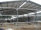 easy assemble poultry house construction