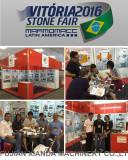 VITORIA 2016 Stone Fair MARMOMACC Latin America