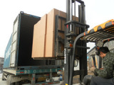 Exhaust Fan Deliverying