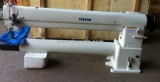 Long Arm Double Needle Cylinder Bed Unison Feed Extra Heavy Duty Machine FX8341-760