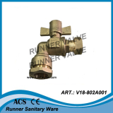 brass lockable ball valve for water meter