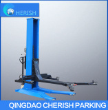 higher quality single post car lift