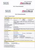 SGS Sertificates