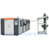 High Speed PET Stretch Blow Moulding Machine -> ZQ-B600-8