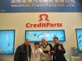 2013 Shanghai Automechanika Show-Venezuela cudtomer