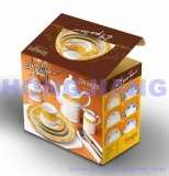 24pcs Tea Set-Straight Pkc003