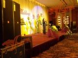 Speakers in the Wedding Site