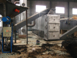 Fully continuous pyrolysis plant running cuccessfully