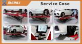 Station service car scissor lift