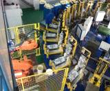Robotic Pouringhigh Pressure Polyurethane Foam Production Line