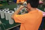 LED driver fixing