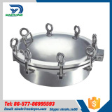 Sanitary Stainless Steel Pressure Round Manhole