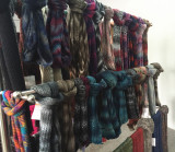 Space dyed series scarf loop snood