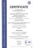 ISO9001--2008 CERTIFICATE