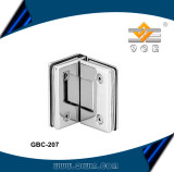 Stainless steel shower hinge