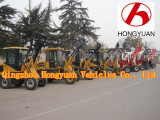 10 pieces wheel loader for shipping