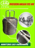 Spheroidizing Annealing Steel Wire (factory)
