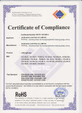 led light bar Rohs certifications