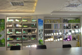 Our LED Show Room(LED PL Lamp and Spotlight)