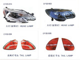 Auto Lamp for Toyota Corolla 2013