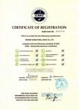 Received 8 TUV Rheinland certificates, German