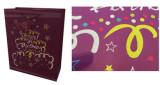 Silkscreen paper bag