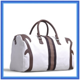 fashion design canvas travel bag from guanhou manufacturer