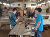 FULL PROJECT FACTORY SOLID WOODWORKING MACHINES
