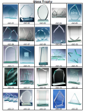 Glass Trophy Awards