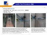 Ladder Slip Test