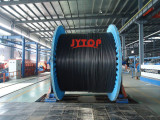 PVC XLPE power cable workshop