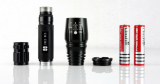 1, 000lumens CREE Mce LED Flashlight, The Brightest Zooming Flashlight #S293