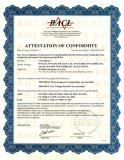 CE Certification- CNC Router