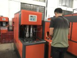 testing semi-automatic blowing machine
