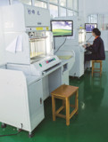 PCB electrical performance test machine