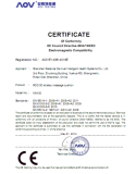 Rocago Shiatsu Massage Car Cushion MM-30 CE Certificater