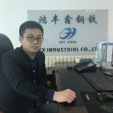 PPGI and GI Sales manager Mr.Kevin
