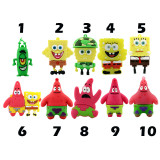 Pen Drive Cartoon SpongeBob 8GB USB Stick
