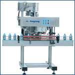 FXZ-160A automatic inline capping machine