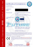 CE Certificate (2014/68/EU)