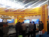 Attended Fenestration China 2011 in Beijing