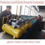5800V Direct Driven Air Compressor Production Line