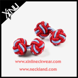 Handmade Wholesale Wedding Knot Cufflinks for Men