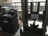 Force test machine for load cell
