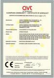 stun gun CE certificate