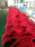 Customized Red Cat6 Network Patch Cord
