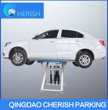 moveable easy operation car scissor lift