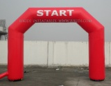 Inflatable Arch Start & Finish for Sports Race
