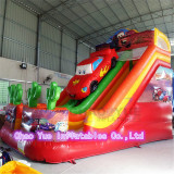 New Inflatable Car Slide