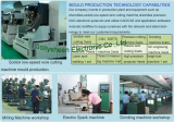 Mould production technology and engineering capabilities